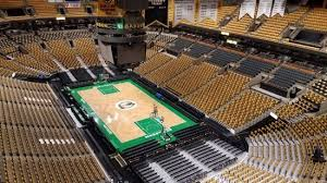 boston td garden. TD Garden From The Top Tier (9th Floor) Boston Td