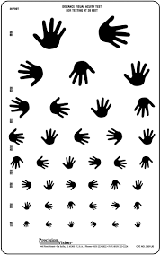 Visual Acuity Chart For Child Bedowntowndaytona Com
