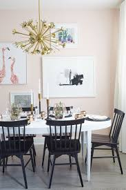 cozy dining nook with rattan chairs see more lacquering a dining table