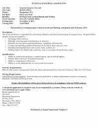 Sample Resume For A Construction Worker Awesome General Resume
