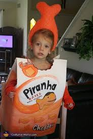 cool halloween costumes for kids. Exellent Cool Goldfish Piranha Costume With Cool Halloween Costumes For Kids 0