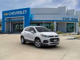 New 2019 Chevrolet Trax FWD 4dr LT