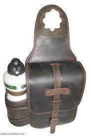single pommel bag with bottle holder zoom