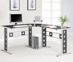 l shaped desks home office. brilliant desks superb metal desks for home office l shaped desk with hutch   modern in l