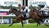 Image result for Horseracing GB Flat turf apprentices  Celebrity apprentices