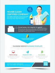 House Cleaning Flyer Template Interesting Cleaning Service Commercial Flyers Samples Baycabling