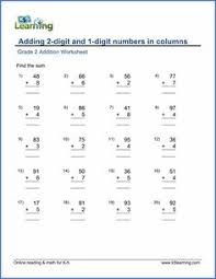 moreover 2 Digit Plus 2 Digit Addition with NO Regrouping  A as well Grade 4 Multiplication Worksheets 2 Digit   Koogra in addition 7 best Addition and subtraction worksheets images on Pinterest also 2 Digit Addition Worksheets additionally Geography Blog  Math   Subtraction Worksheets moreover Math   Free Math Addition Worksheets 4th Grade Free Column 3 besides Addition Worksheet    Column Addition    Three Single Digit further Digit vs 1 Digit Multiplication   Kelpies also Math Addition Worksheet Collection 4th Grade also Math Addition Worksheet Collection 4th Grade. on single digit math worksheets column