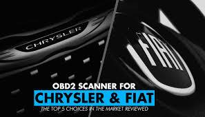 Best Obd2 Scanner For Fiat Chrysler In 2018 Reviews