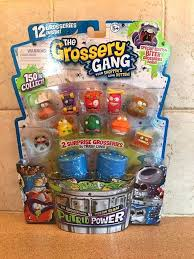 Grossery Gang Vile Vending Machine Interesting Grossery Gang Vending Machine The Gang Putrid Power Pack New Series