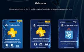 free playstation plus gift card code ideas