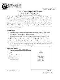 Chicago Format Guide Sept 2012 Citation Printing