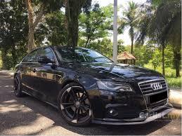 black audi 2010. Delighful Black 2010 Audi A4 TFSI Sedan Inside Black