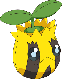 Pokemon 191 Sunkern Pokedex Evolution Moves Location Stats