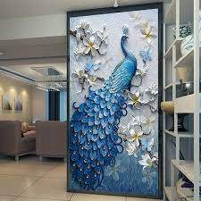 Custom Photo Wallpaper Murals 3D ...
