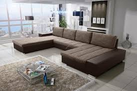 Verona 8 U Sofa Couchgarnitur Couch Sofagarnitur U