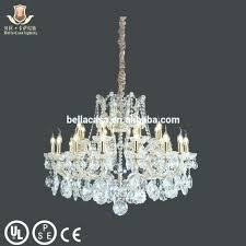 crystal chandelier manufacturers