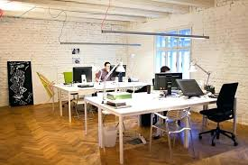 creative office spaces. Creative Office Spaces Ideas Transparent Glass Wall Divider Partition For Offices Space Design Small