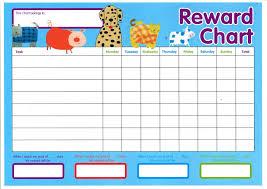 Kids Behavior Chart Template Kids Reward Chart Template Reward Chart Kids Reward Chart