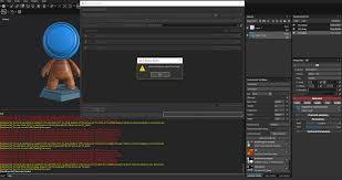 Open Source Substance Designer Error During The Export