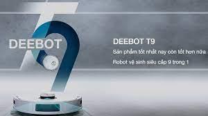 ROBOT HÚT BỤI] HƯỚNG DẪN SỬ DỤNG VÀ KẾT NỐI ROBOT HÚT BỤI LAU NHÀ ECOVACS  DEEBOT T9 - YouTube