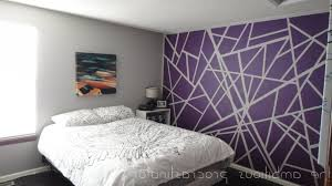bedroom easy wall painting ideas tape paint artwork home art decor 18 cool