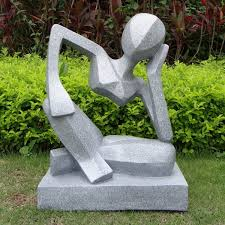 Elegant Garden Art Sculpture, Projects and Artwork .