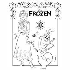 Frozen Fever Printable Coloring Pages L L L L L L L L L L