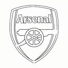 Voetbal Kleurplaat Elegant Voetbal Logo Kleurplaten Archidev With