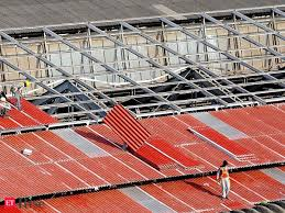 Iron Design Roofing Roofing Sheets Their Types Applications And Costs In India