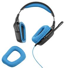 amazon com logitech g430 dts headphone x and dolby 7 1 surround amazon com logitech g430 dts headphone x and dolby 7 1 surround sound gaming headset 981 000536 computers accessories
