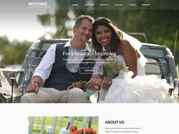 Wedding Wordpress Theme Download Free Wedding Band Wordpress Theme Justfreewpthemes