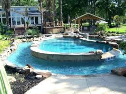 Beautiful Backyard Pools Model Simple Design Inspiration