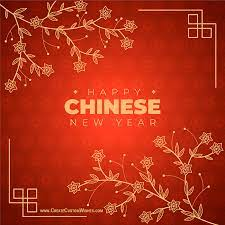 Check spelling or type a new query. Happy Chinese New Year Greeting Card Maker Create Custom Wishes