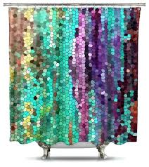 colorful fabric shower curtains. Full Size Of Decorating:colorful Fabric Shower Curtains Glamorous Colorful 3 Curtain R