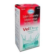 veldrop eye drop 10 ml