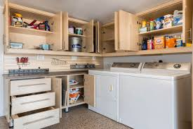 custom garage cabinets and storage solutions for the ultimate garage makeover