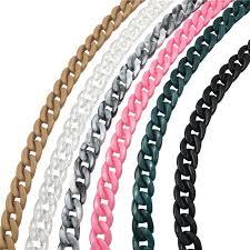 Fashion Acrylic Resin Metal <b>Circle</b> Handbags Handle Straps <b>1 PC</b> ...