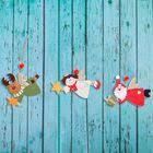"""<b>Набор шаров</b> для <b>украшения</b> праздника """"Яркий Новый год ..."""