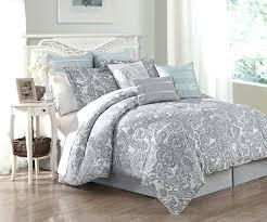 blue and gray comforter bedding sets light gray comforter queen blue and cotton bedspreads size bag blue and gray comforter light