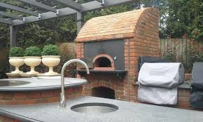built in pizza oven used pizza ovens for build a pizza oven build your own