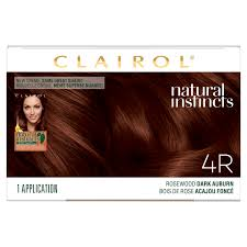 Natural Instincts Creme Color Chart Clairol Natural Instincts Hair Color 6bz Light Caramel Brown