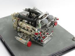 Smaller and nimbler, the 126c2 handled far better than its predecessor. Ferrari 126c2 Engine Page 2 Line 17qq Com