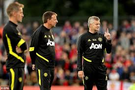 Backroom Team Member Man Utd Backroom Staff Member Stable After Being Rushed To