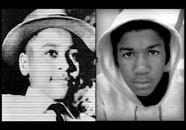 washington monthly emmett and trayvon a tale of two teens after their tragic and premature deaths both emmett till 14 left and trayvon martin 17 right became symbols of the unique