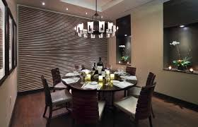 contemporary lighting fixtures dining room. Contemporary Lighting Fixtures Dining Room. Room Light Black Gloss Varnished Round Wooden Table N