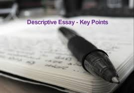 key points to remember while writing a descriptive essay  descriptive essay writing