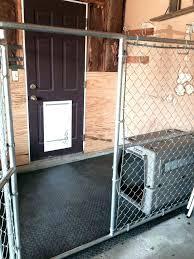 indoor outdoor dog kennel plans garage kennels for big dogs indoor outdoor dog kennel