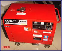 small portable diesel generator. Cp6700t3-5kw Diesel Generator 3 Phase Portable Silent Air Cooled Small
