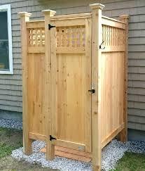 vinyl outdoor shower enclosure kits vinyl outdoor shower enclosure kits outdoor shower enclosure kit when looking