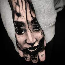 These tattoos will shock you, surprise you, and make you laugh out loud. Tattoo Demon Hand Novocom Top